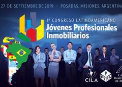 Posadas se prepara para recibir el primer Congreso Latinoamericano de Jóvenes Profesionales Inmobiliarios
